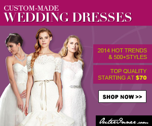 custom made engagement dresses